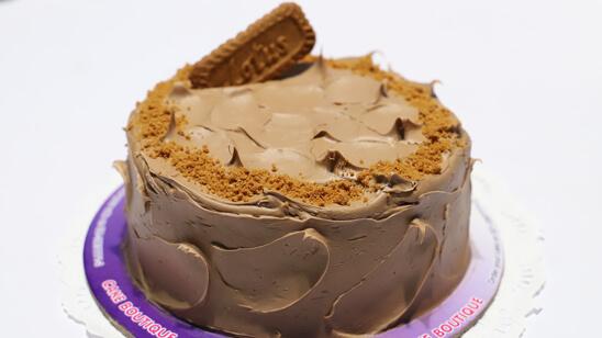 Cookie Cake Recipe | Masala Mornings