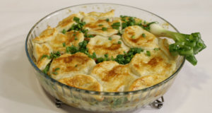 Creamy Seafood Pie Recipe | Dawat