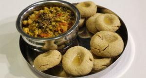 Daal Baati Recipe | Food Diaries