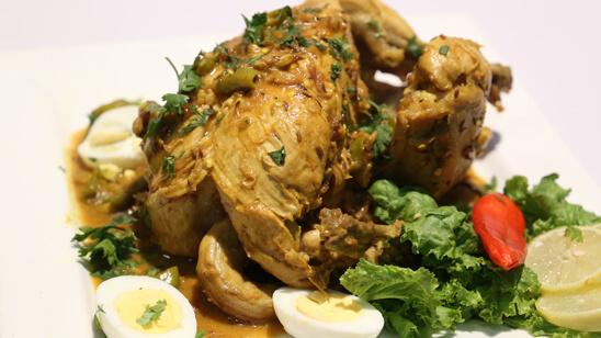 Dum Chicken Handi Recipe | Tarka