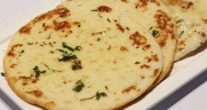 Garlic Butter Naan Recipe | Lazzat