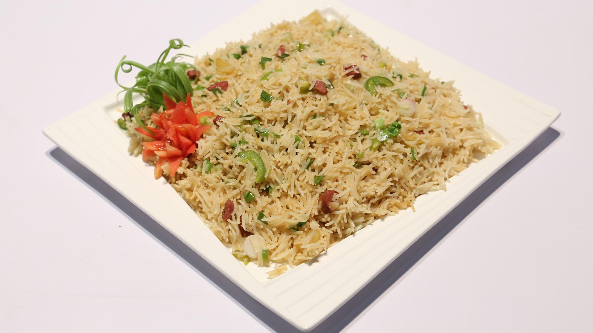 Hawaiian Fried Rice | Quick Recipes