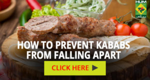 How To Prevent Kababs From Falling Apart | Totkay