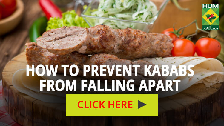 How To Prevent Kababs From Falling Apart   Totkay