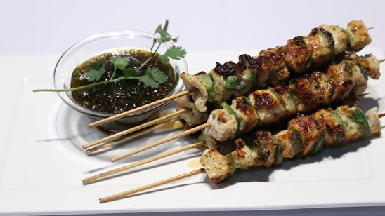 Lemony Chicken Kabab Recipe | Food Diaries