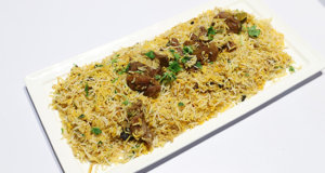 Mutton Zafarani Biryani Recipe | Tarka