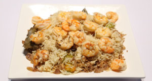 Prawn Pulao Recipe | Dawat