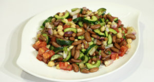 Red Bean Salad Recipe | Dawat