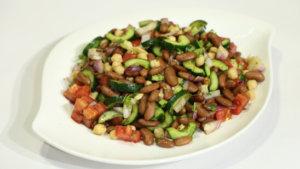 Red Bean Salad Recipe | Dawat