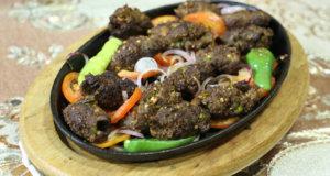 Sizzling Gola Kabab Recipe | Dawat