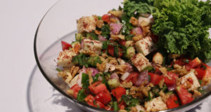 Turkish Shepherd's Salad Recipe | Lazzat
