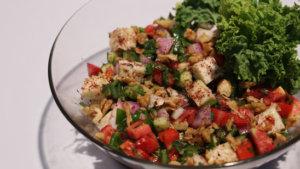 Turkish Shepherd's Salad Recipe | Lazzat