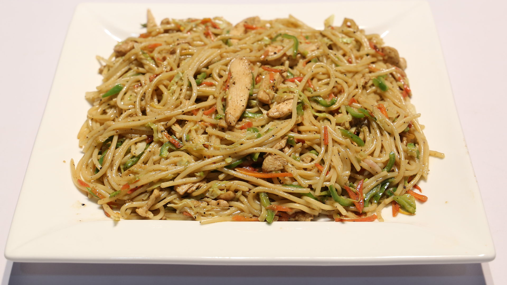 Chicken Chow Mein   Quick Recipes