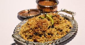 Three Bean Pulao Recipe | Masala Mornings