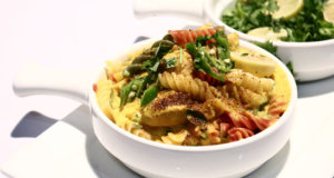 Yellow Curry Pasta Recipe | Tarka