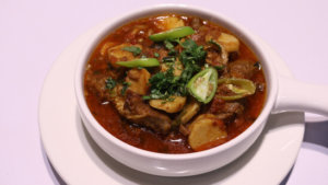 Arvi Gosht Recipe | Flame On Hai