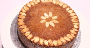 Almond Cake Recipe | Lively Weekends