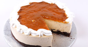 Apricot Cheese Cake Recipe | Masala Mornings