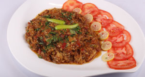 Baingan Ka Bharta Recipe | Dawat