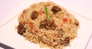 Beef Zafrani Pulao | Quick Recipes