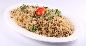 Brown Butter Rice Recipe | Tarka