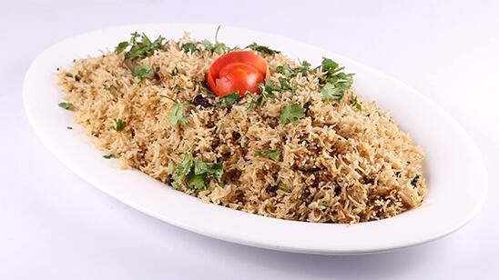Brown Butter Rice Recipe   Tarka