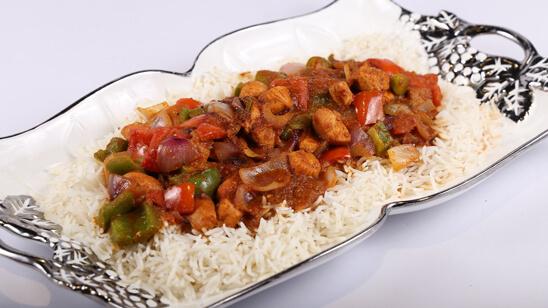 Chicken Jalfrezi Recipe | Dawat
