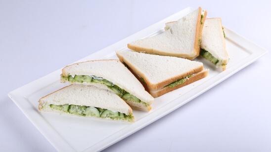 Chutney Sandwiches Recipe | Food Diaries