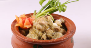 Chicken Green Handi Recipe | Masala Mornings