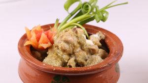 Chicken Green Handi Recipe | Masala Mornings