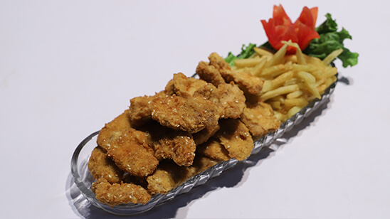 Crispy Chicken Bites | Quick Recipes