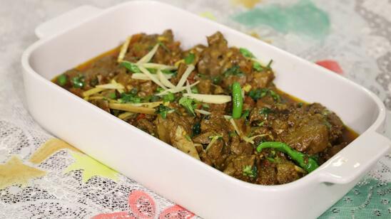 Deggi Mutton Recipe   Tarka