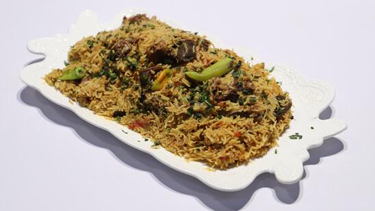 Desi Murgh Pulao Recipe | Dawat