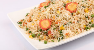 Egg Fried Rice Recipe | Dawat