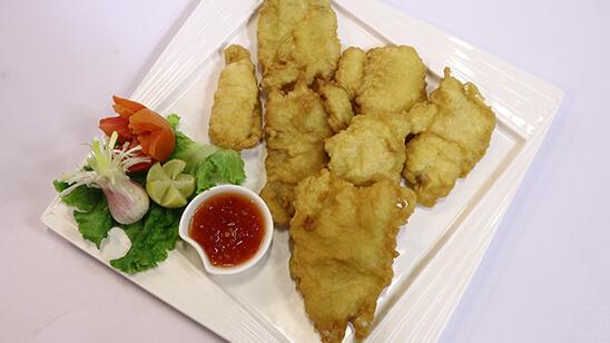 Fish Tempura Recipe | Masala Mornings