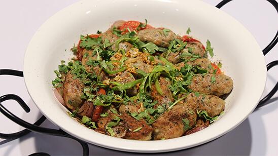 Karahi Mutthi Kabab | Quick Recipes
