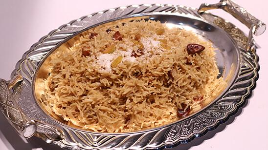 Kashmiri Pulao Recipe | Flame On Hai