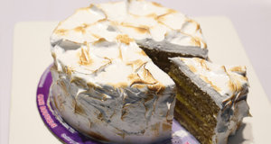 Lemon Meringue Cake | Quick Recipes