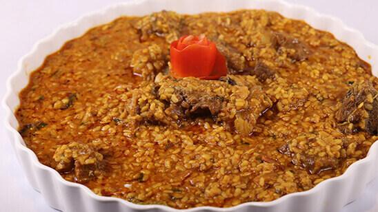 Moong Gosht Recipe | Dawat