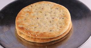 Nawabi Mewa Naan Recipe | Lazzat