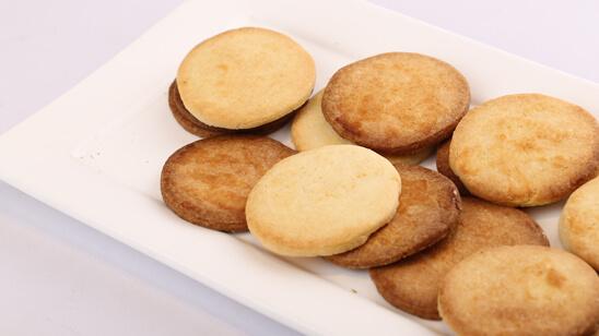 Osmania Biscuits Recipe   Food Diaries