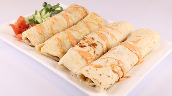 Pizza Twister Sandwich Recipe | Masala Mornings