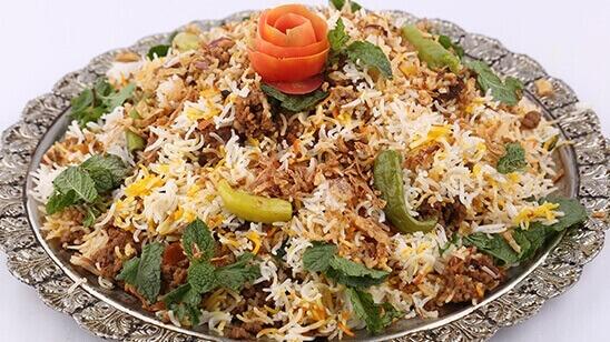 Qeema Biryani Recipe | Dawat