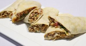 Spicy Burritos Recipe | Food Diaries