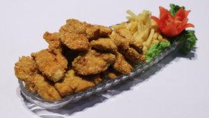 Sesame Chicken Bites Recipe | Masala Mornings