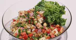 Turkish Shepherd Salad | Quick Recipes