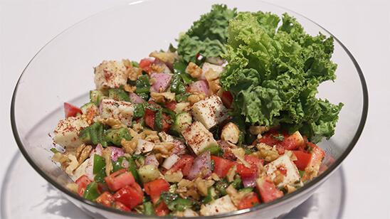 Turkish Shepherd Salad | Quick Recipes