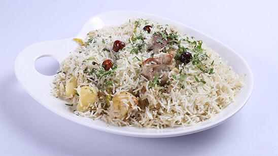 White Chicken Biryani | Quick Recipes