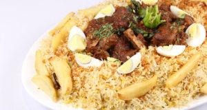 Zafrani Gosht Pulao Recipe | Masala Mornings