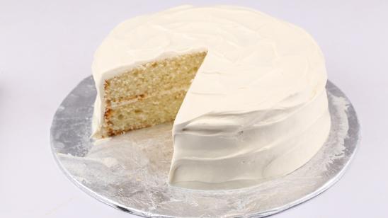 Hanjori White Cake Recipe   Masala Mornings